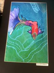 Hybrid Fish by StormfallDragonheart