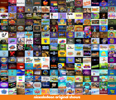 Almost Every Nickelodeon Original by Intrancity