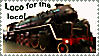 Loco for the Loco stamp by Stumm47