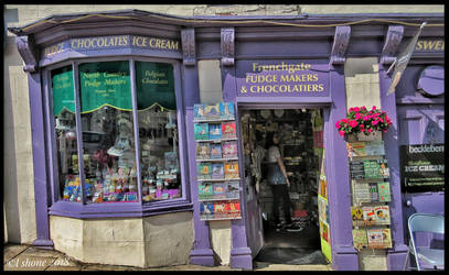 Wonky Sweet Shop by Stumm47