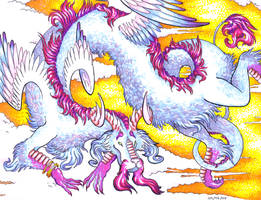 Feathered Lung by Rikkoshaye