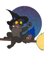 The Witching Hour by Rikkoshaye