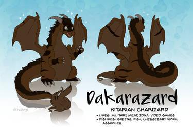 Dakarazard by Rikkoshaye