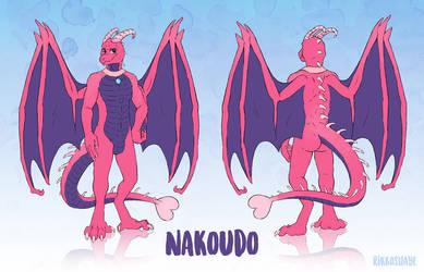 Nakoudo by Rikkoshaye