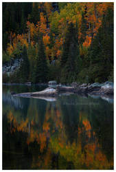 Autumn Reflections by Nate-Zeman