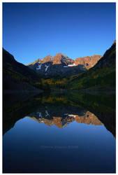 Blue Sky Morning by Nate-Zeman