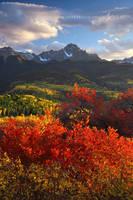 Autumn Fire by Nate-Zeman