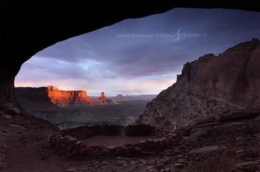 Sacred Sunset by Nate-Zeman