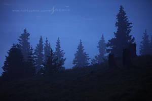 Blue Dusk by Nate-Zeman