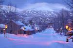 Winter Morning Redux by Nate-Zeman