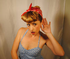 Pinup Stock 6 by Tris-Marie