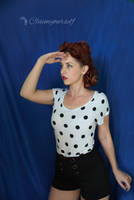 Pinup Stock 8 by Tris-Marie