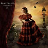 Sunset Serenade by StarfireArizona