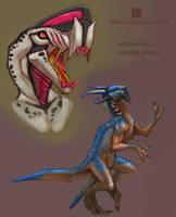 Creatures Sketchs by Spiralfish