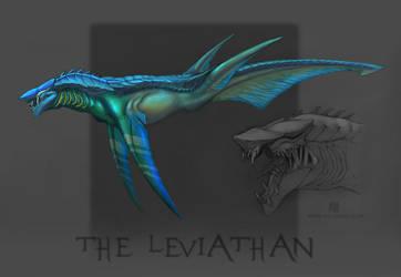 Leviathan by Spiralfish