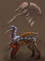Bayonet Guard by Spiralfish
