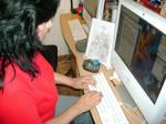Working by chorowoman