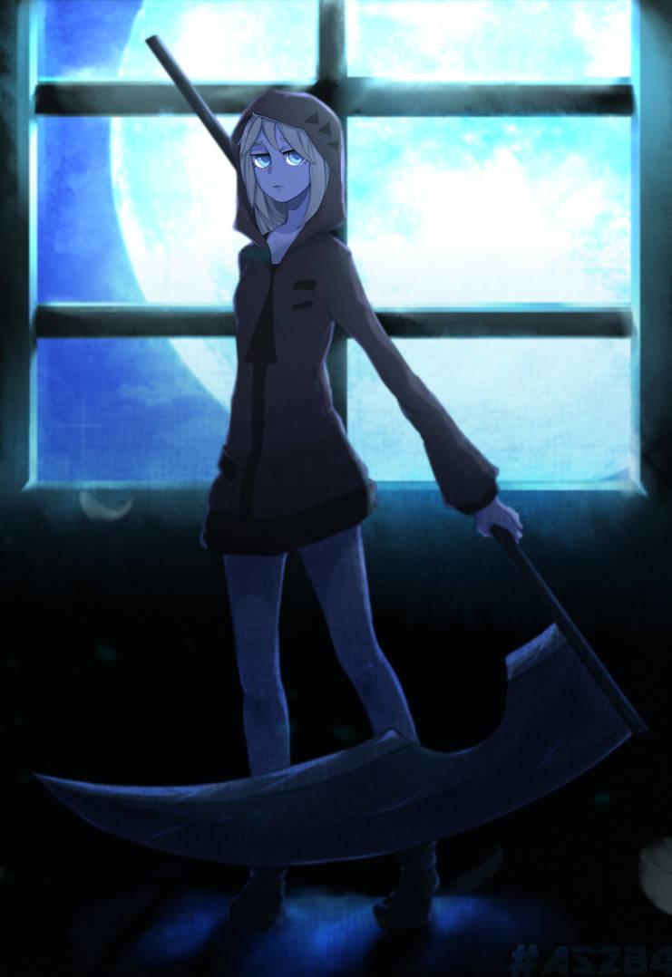 Rachel [ Satsuriku no Tenshi] - FanArt by Akane-S