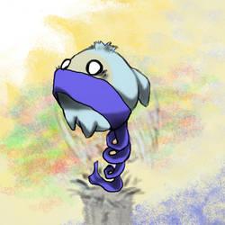 Jumpy baki by famousdaan