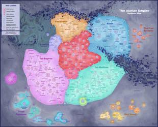 The Alorian Empire by Alexi-C