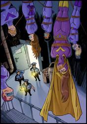 Purple Vixen Captured! by Alexi-C