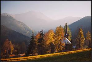 autumn impression by mistinesseye