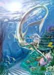 Queen Siren by Varges