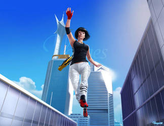 Mirror's Edge by Varges