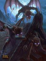vampire children #1 by KoTnoneKoT
