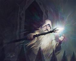 Saruman's Staff by KoTnoneKoT