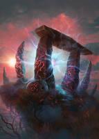 Twilight Gate by KoTnoneKoT