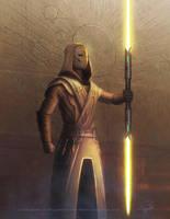 Jedi Temple Guard by KoTnoneKoT
