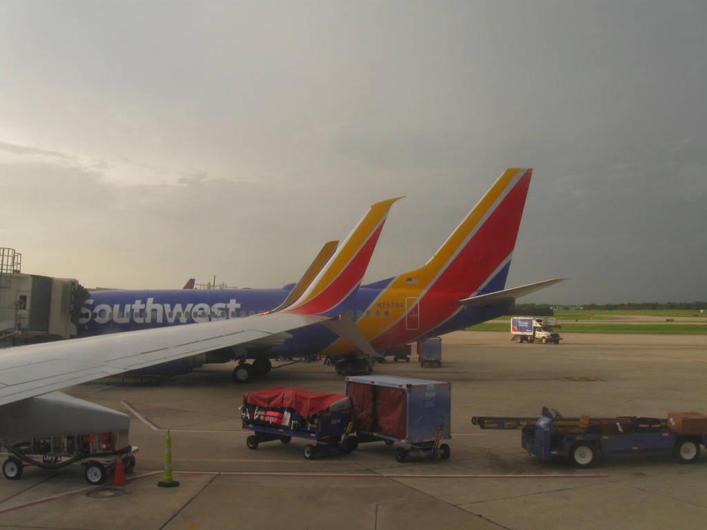 Southwest by crazygardener