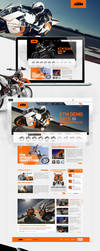 KTM Australia / New Zealand by touchdesign