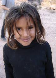 Little girl by Windyme