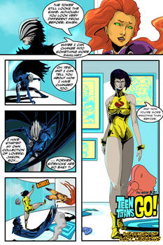 If the New 52 adopted Teen Titans Go!... by fukujinzuke