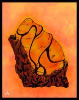 CREALIMONS: FLAME EGG by NuinChristopher