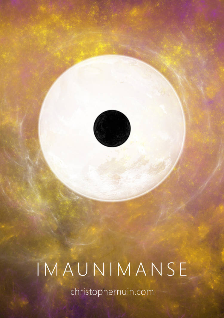 IMAUNIMANSE - Poster by NuinChristopher