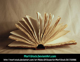 Fanned Pages 2 by Morf-stock