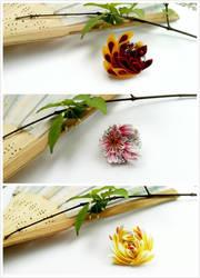 Kanzashi Flower by Maithutrangtv