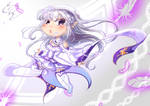 [+Video] Kawaii Chibi Emilia by Rica-Sensei