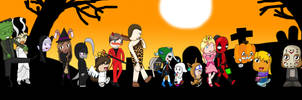 GGC Halloween by Soraply11