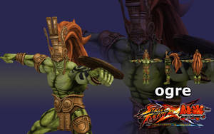 SFXT Ogre 1p by DragonLord720