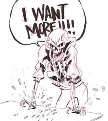 I want more! by joslin