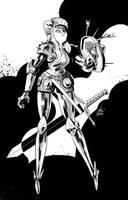 Lady Knight by joslin