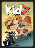 KidZ - 1 - Cover by joslin