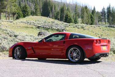Corvette ZO6 by spidermike8787