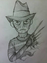 Your Nightmare on Elm Street by davidbigler