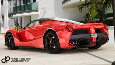 LaFerrari - Humster3D Champ by CrazyPXT