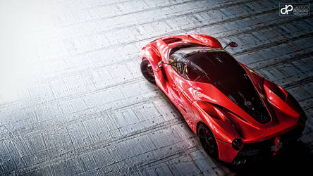 Ferrari Concreto by CrazyPXT